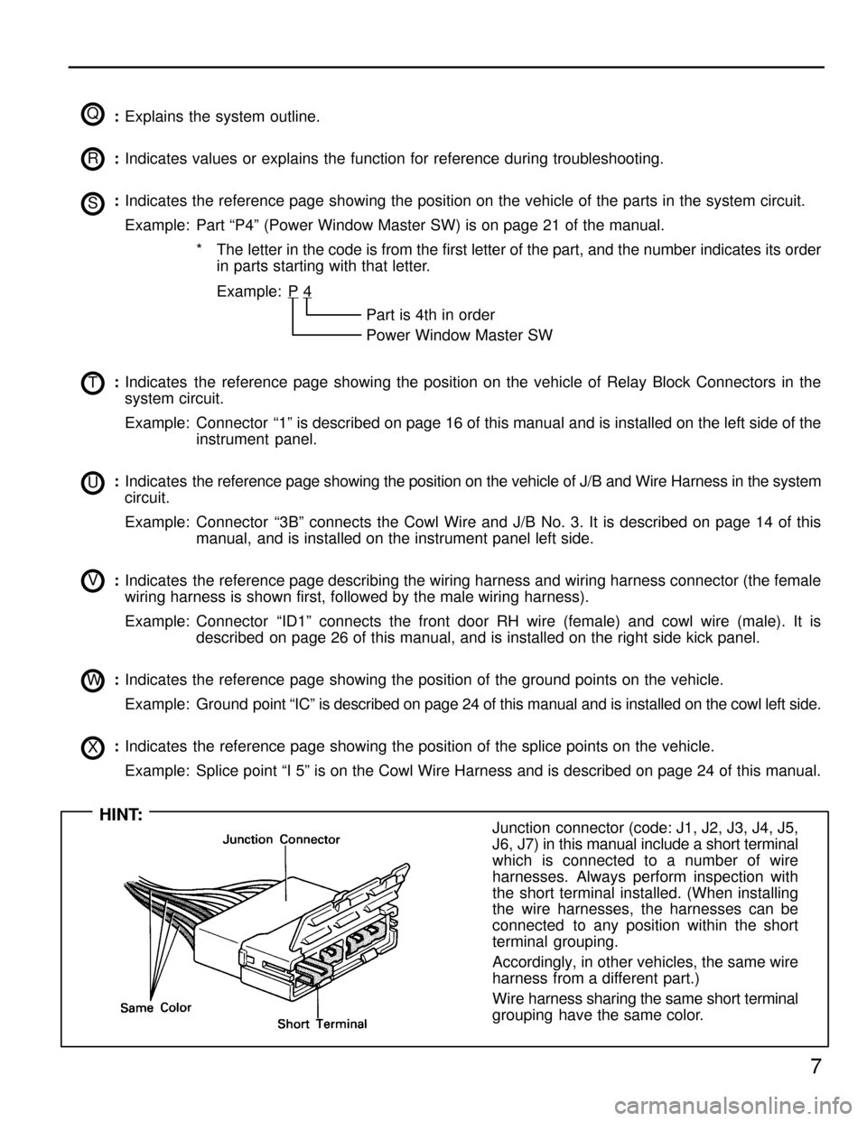 hight resolution of g wiring diagrams workshop manual page 7