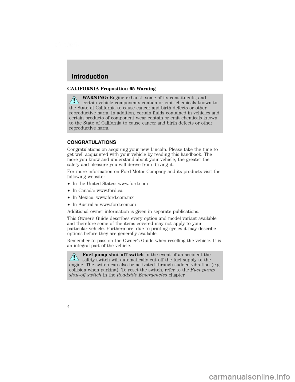 hight resolution of 2004 lincoln aviator wiring diagram
