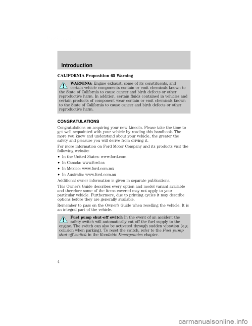 small resolution of 2004 lincoln aviator wiring diagram