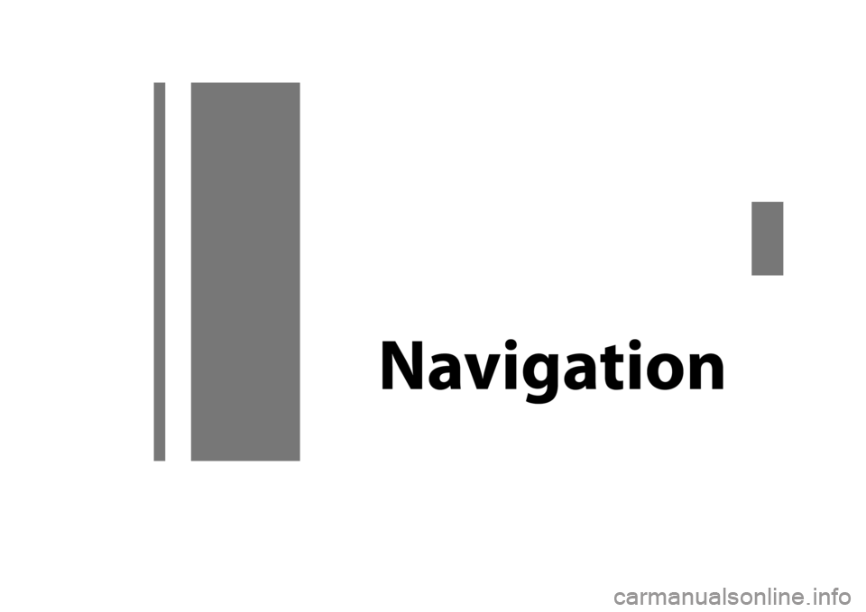 SUBARU FORESTER 2014 SJ / 4.G Navigation Manual