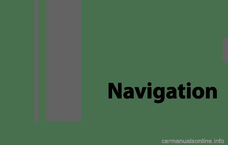 SUBARU LEGACY 2012 5.G Navigation Manual