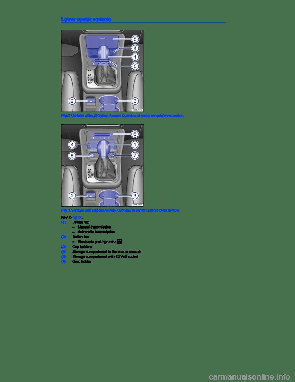 VOLKSWAGEN TIGUAN 2014 1.G Owners Manual