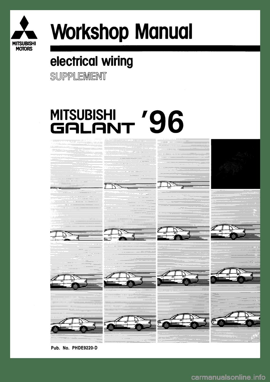 medium resolution of mitsubishi car wiring diagram