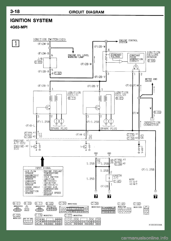 hight resolution of mitsubishi galant wiring diagram pdf