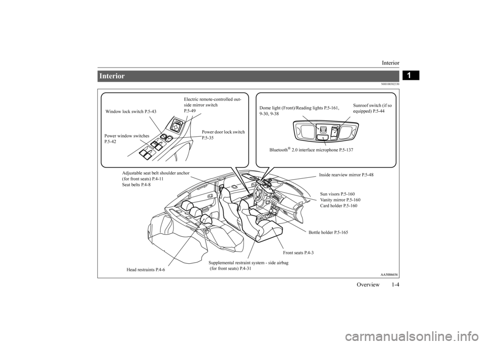 MITSUBISHI LANCER EVOLUTION 2015 10.G Owners Manual