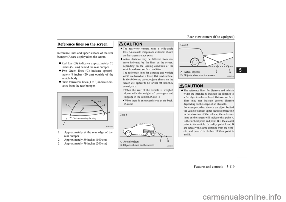 MITSUBISHI OUTLANDER 2014 3.G Owners Manual (451 Pages