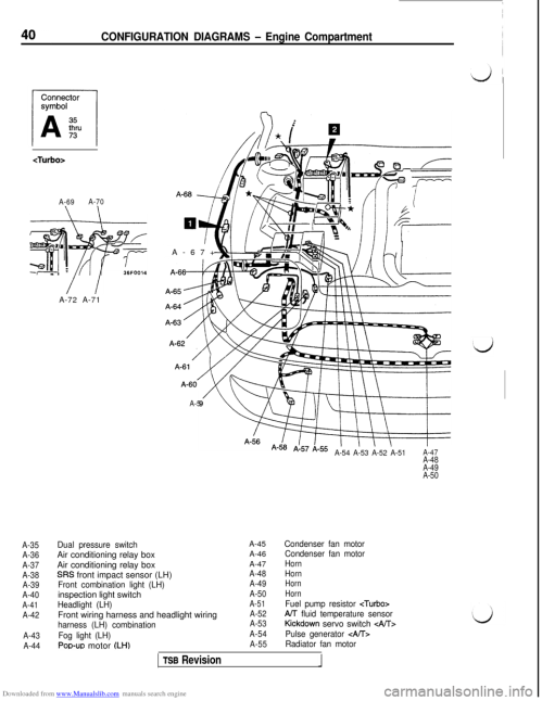 small resolution of 3000gt twin turbo engine diagram
