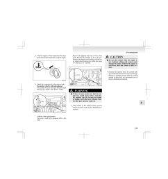 mitsubishi colt 2009 10 g owners manual page 190 [ 960 x 1242 Pixel ]