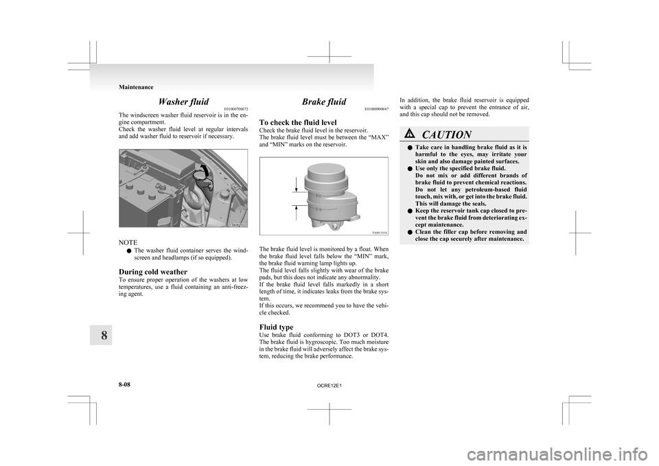 MITSUBISHI L200 2010 4.G Owners Manual