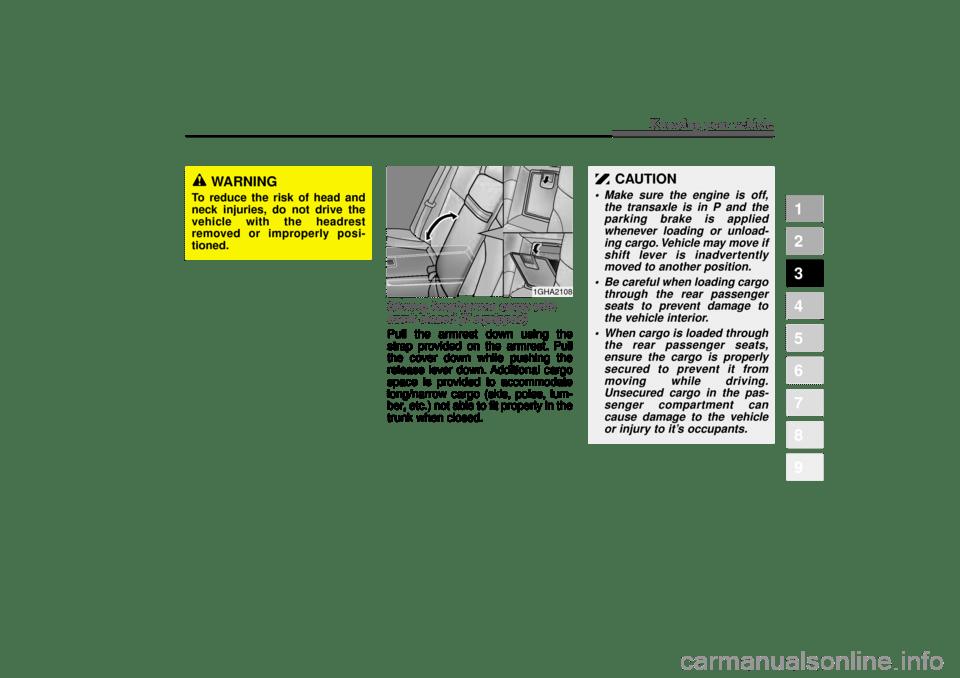 KIA Opirus 2004 1.G Service Manual