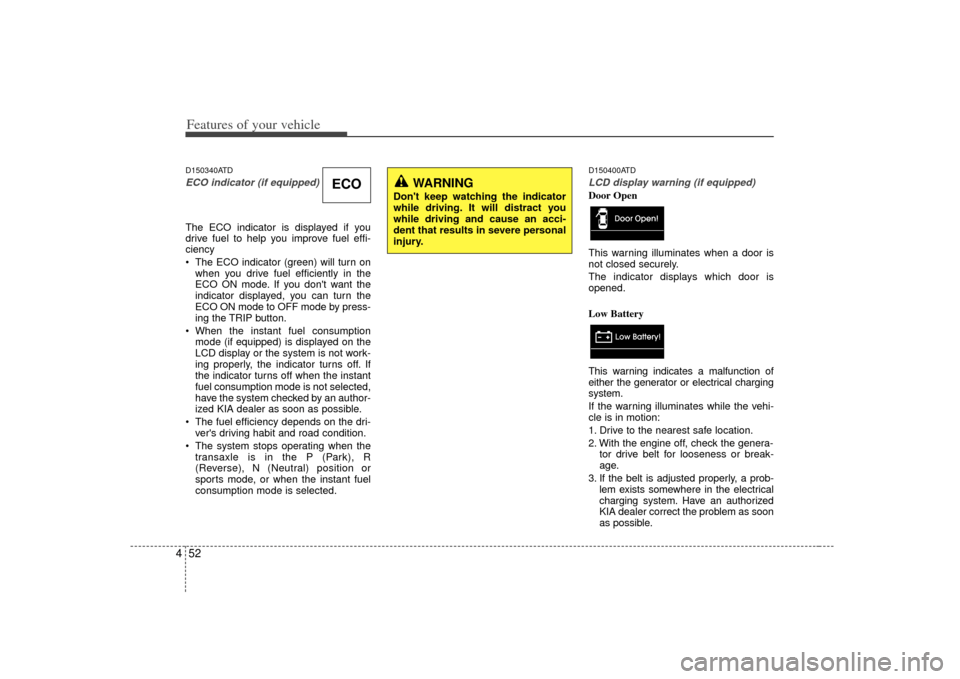 KIA Cerato 2010 1.G Owner's Manual (321 Pages), Page 120