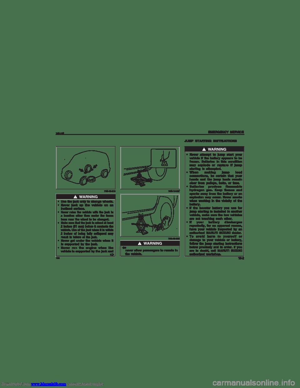 belt SUZUKI ALTO 2007 6.G User Guide (139 Pages)