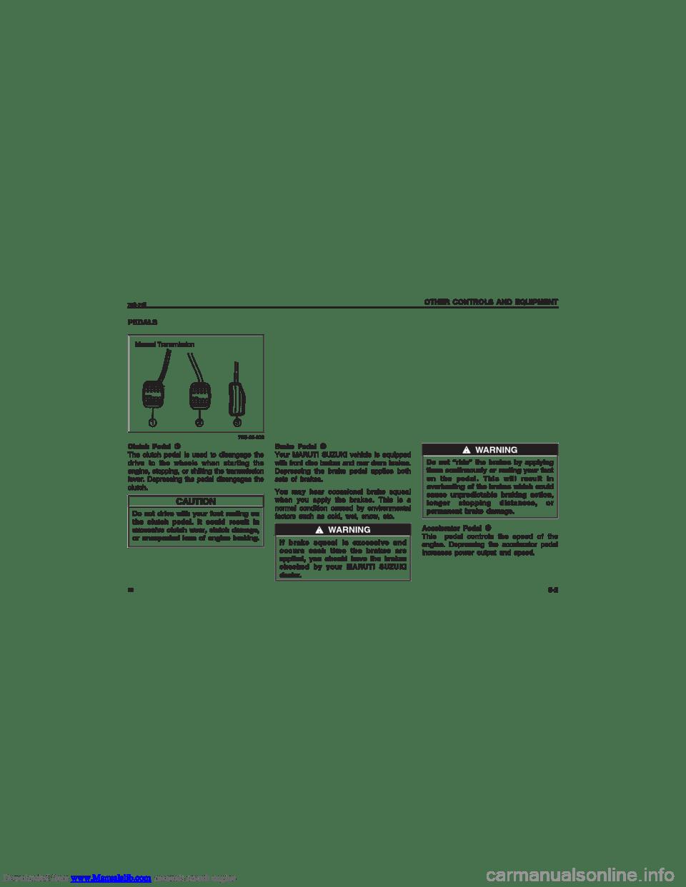 SUZUKI ALTO 2007 6.G Workshop Manual (139 Pages)