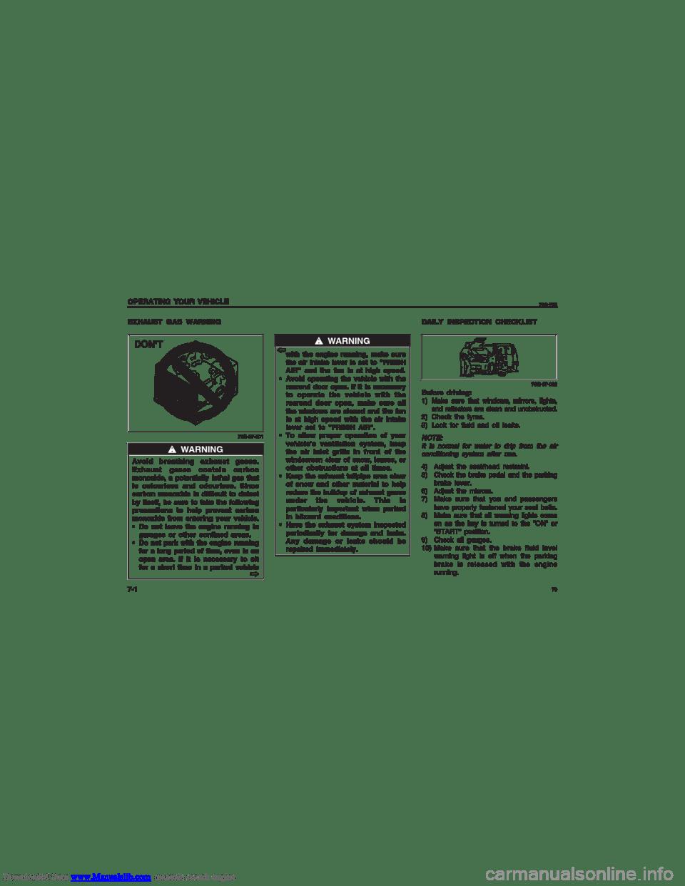 SUZUKI ALTO 2007 6.G Repair Manual (139 Pages)