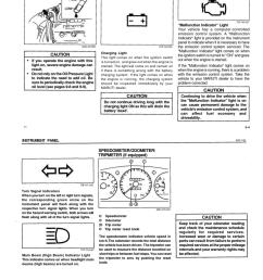 suzuki baleno 1999 1 g owners manual page 20 [ 960 x 1322 Pixel ]