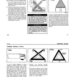 suzuki baleno 1999 1 g owners manual page 60 [ 960 x 1321 Pixel ]
