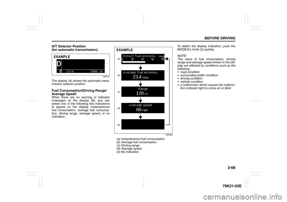 SUZUKI GRAND VITARA 2010 3.G Manual Online (337 Pages)