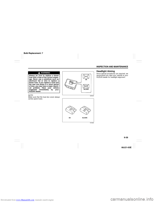 small resolution of suzuki grand vitara 2007 3 g owners manual page 176