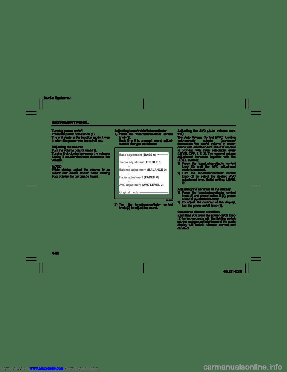 SUZUKI GRAND VITARA 2007 3.G Owners Manual