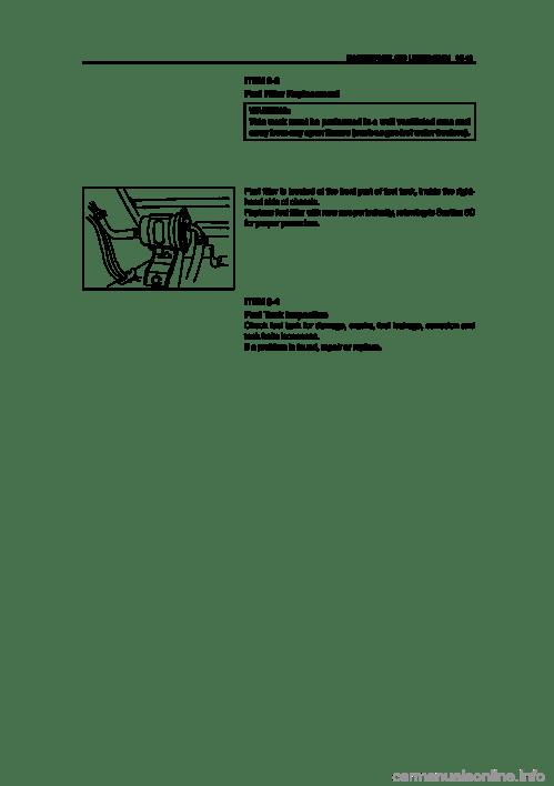 small resolution of suzuki grand vitara 2002 2 g service workshop manual page 40