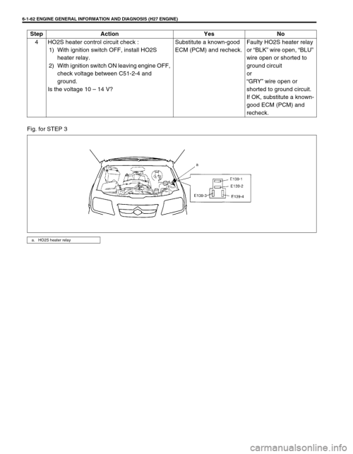 small resolution of 2001 suzuki grand vitara engine diagram
