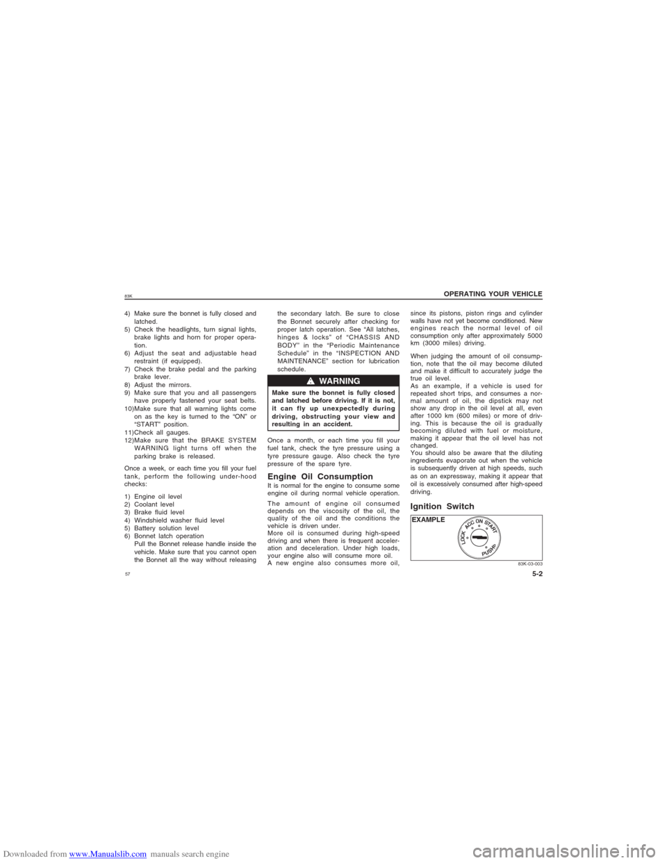 SUZUKI MARUTI 2005 1.G Workshop Manual (136 Pages)