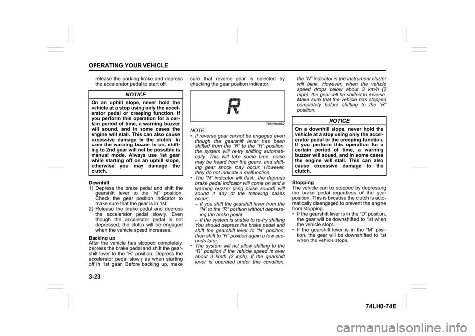 SUZUKI SWIFT 2017 5.G Owners Manual