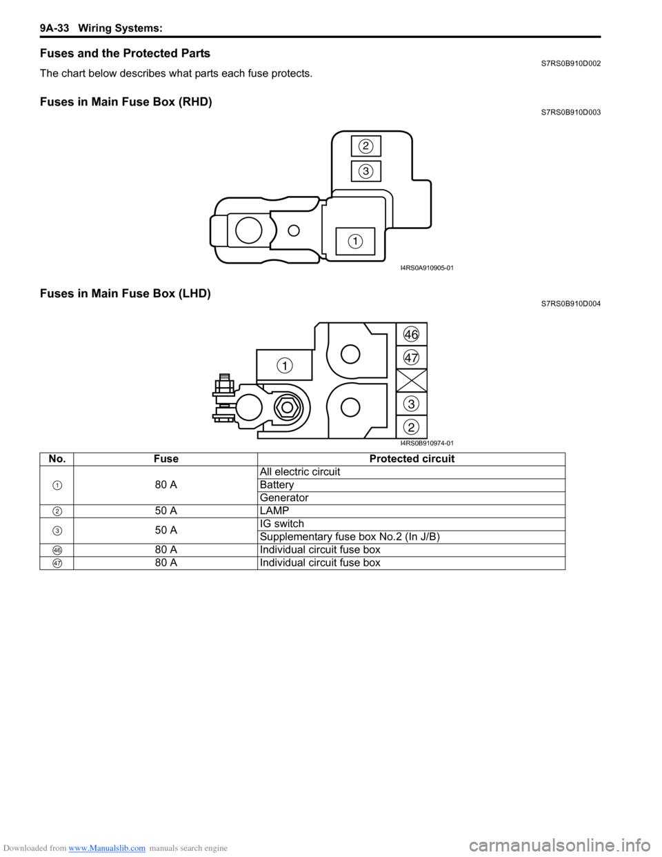 medium resolution of suzuki swift 2005 2 g service workshop manual page 1204