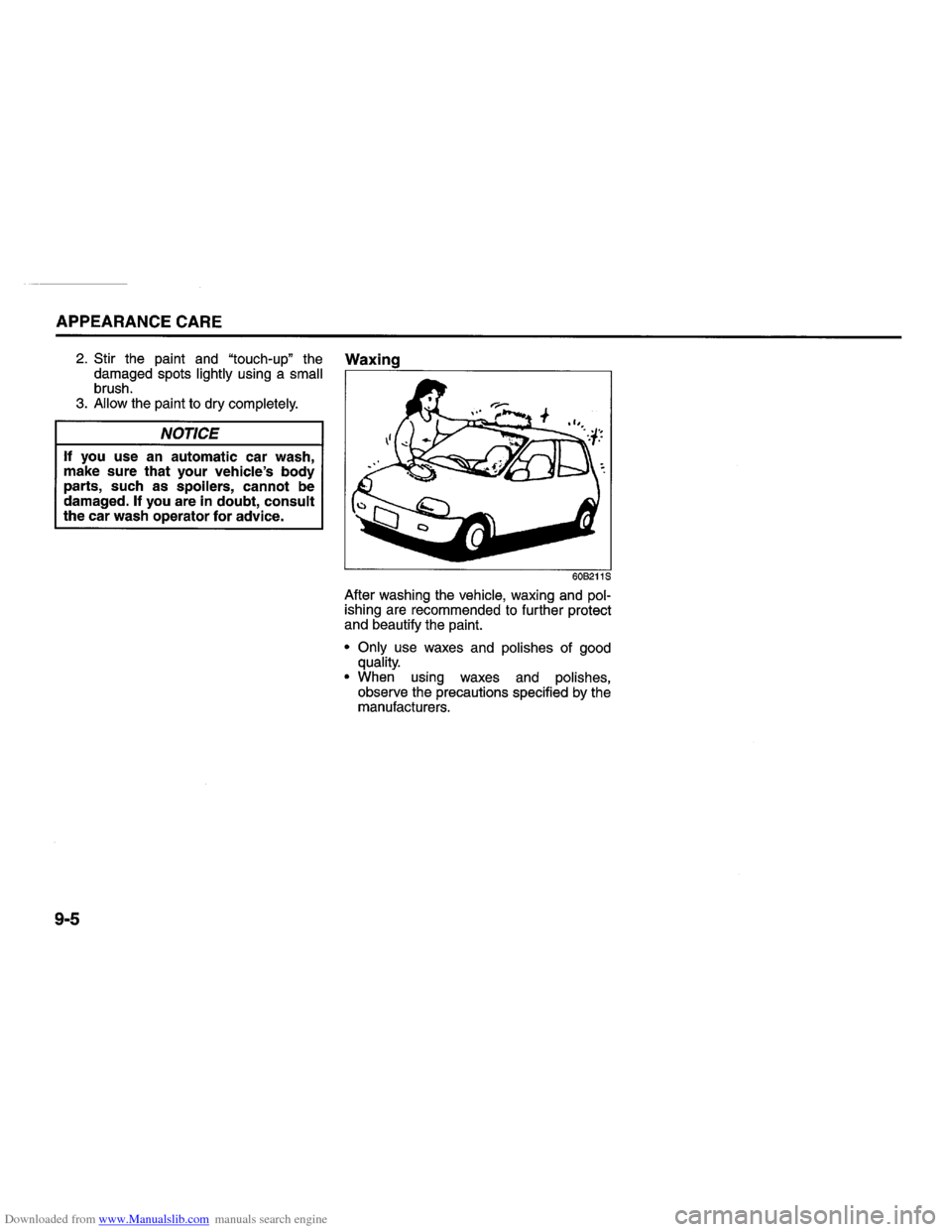 SUZUKI SWIFT 2009 2.G Owners Manual (358 Pages), Page 310
