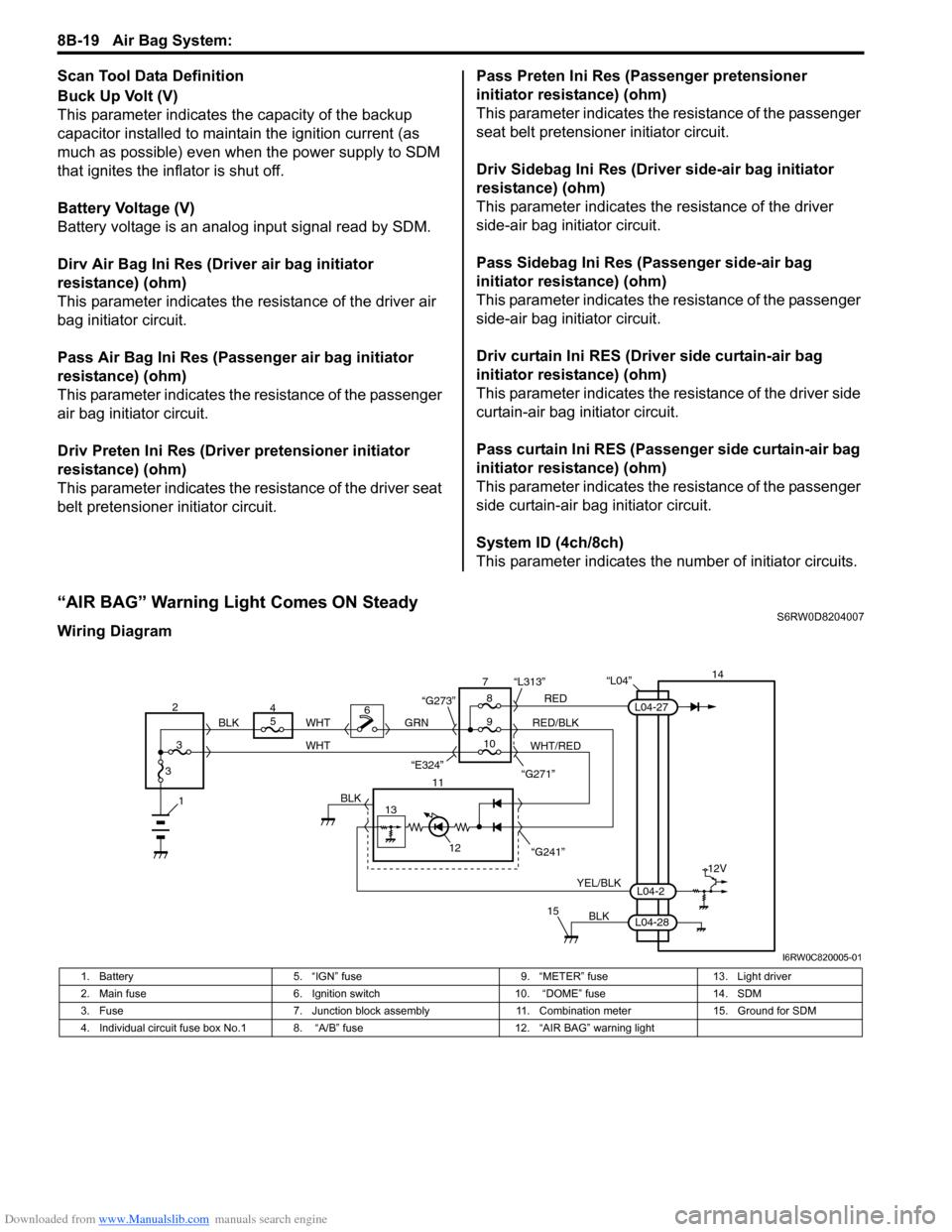 hight resolution of suzuki sx4 2006 1 g service workshop manual page 1058