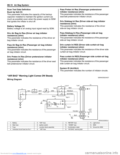 small resolution of suzuki sx4 2006 1 g service workshop manual page 1058