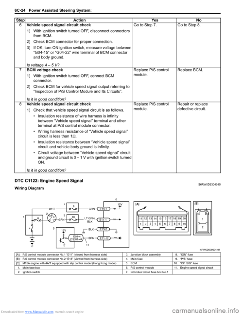 small resolution of suzuki sx4 2006 1 g service workshop manual page 904
