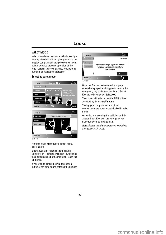 JAGUAR XF 2009 1.G Owner's Manual (391 Pages)