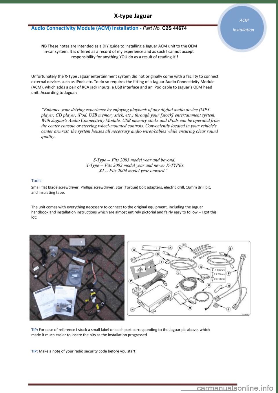 hight resolution of jaguar x type 2002 1 g owners manual jaguar xj8 audio wiring