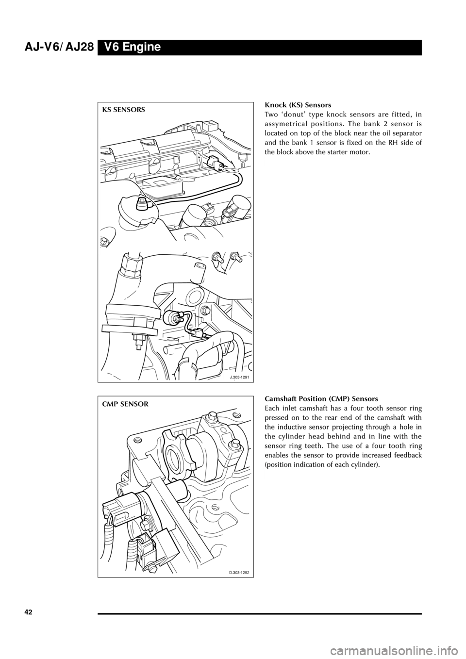 hight resolution of jaguar s type 1999 1 g powertrain manual page 47