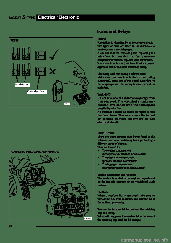 medium resolution of jaguar s type 2005 1 g technical guide update