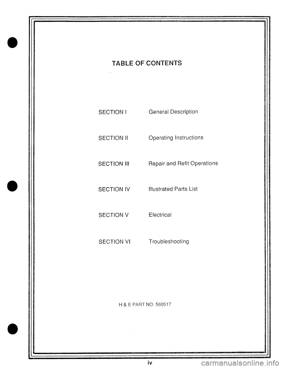 JAGUAR XJS 1980 1.G Workshop Manual