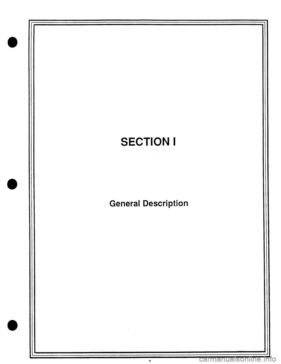 JAGUAR XJS 1975 1.G Workshop Manual