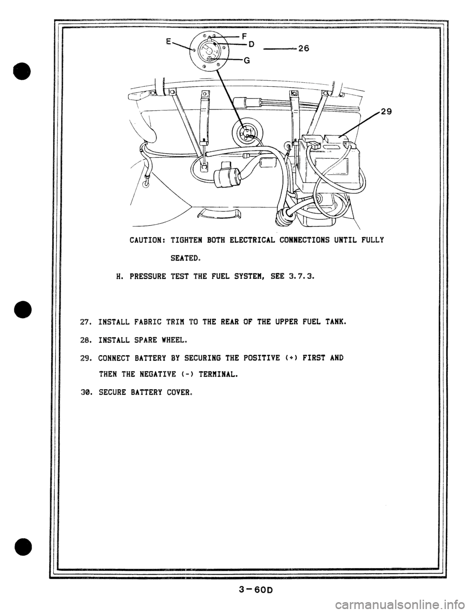 medium resolution of g workshop manual on jaguar xjs 1995 fuse box diagram