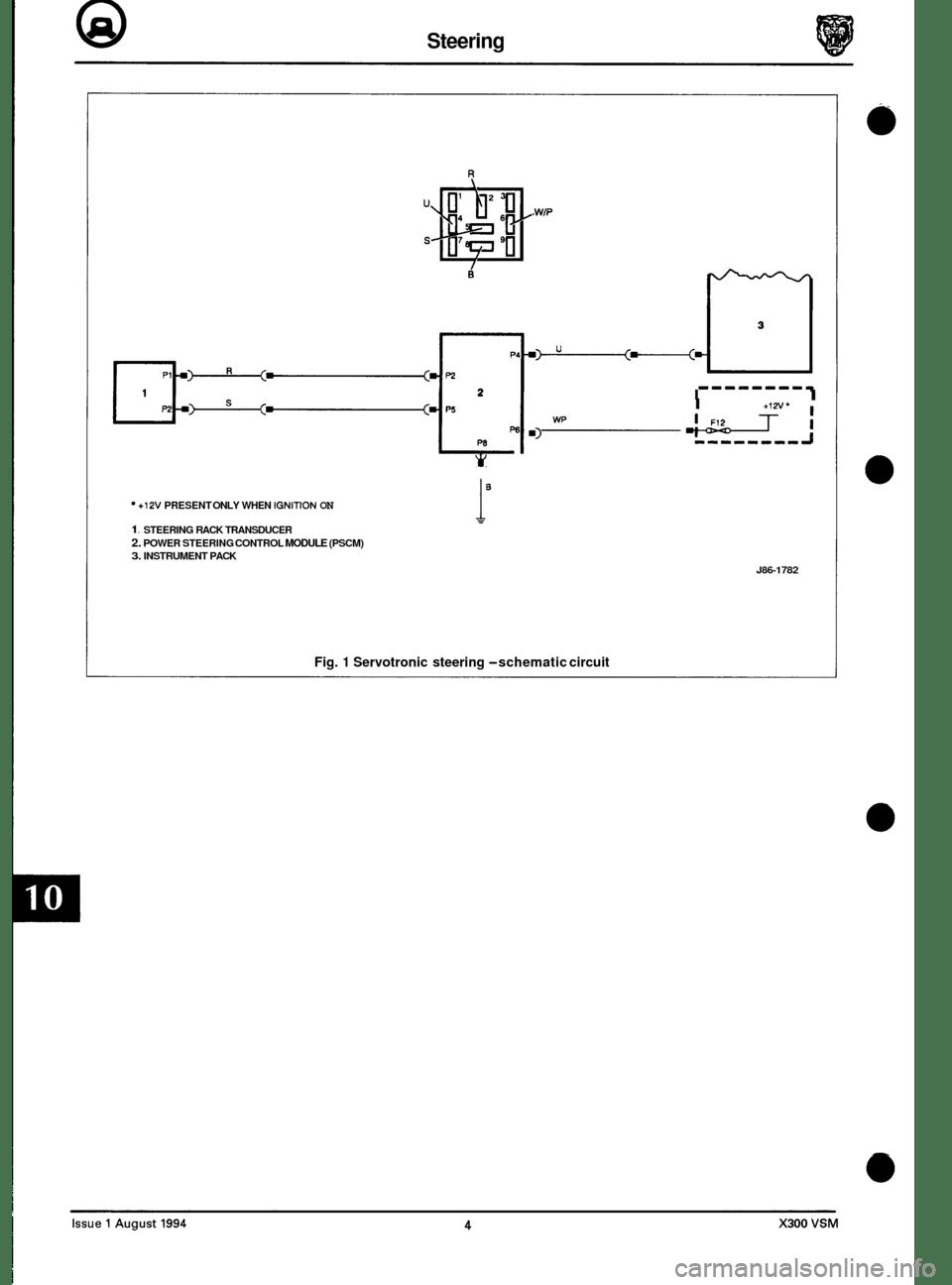 hight resolution of jaguar xj6 ignition wiring schematic