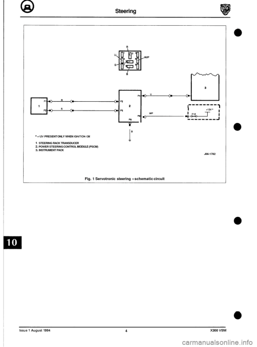 small resolution of jaguar xj6 ignition wiring schematic