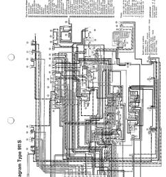 wiring diagram 1970 porsche 911 [ 960 x 1358 Pixel ]