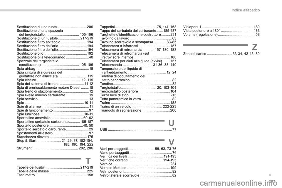 Peugeot Expert 2019 Manuale del proprietario (in Italian