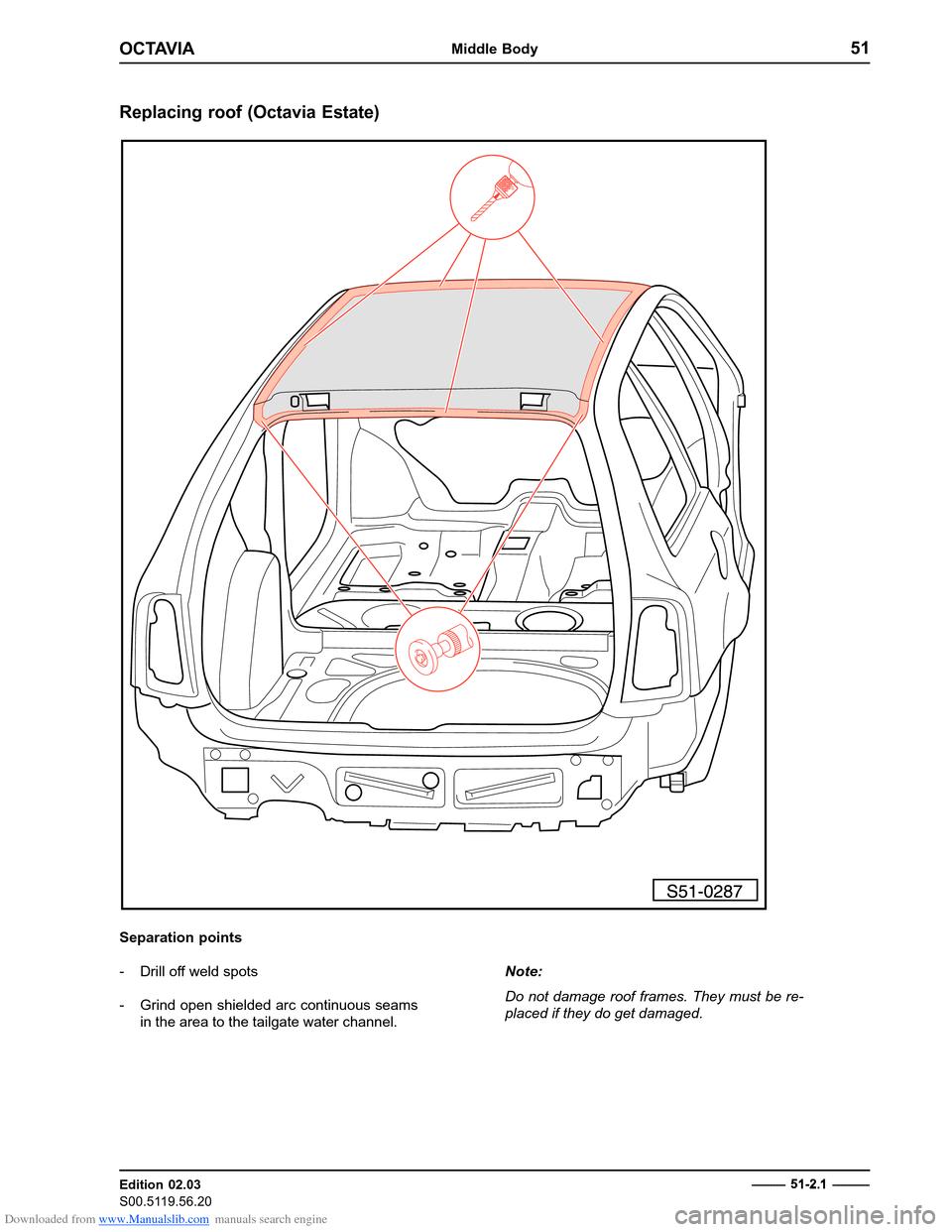 Skoda Octavia 2 Workshop Manual Image collections
