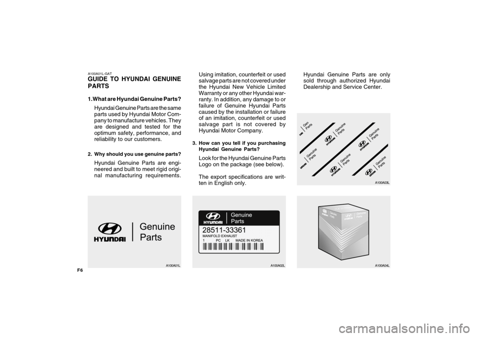 Hyundai Getz 2008 Owner's Manual (383 Pages)
