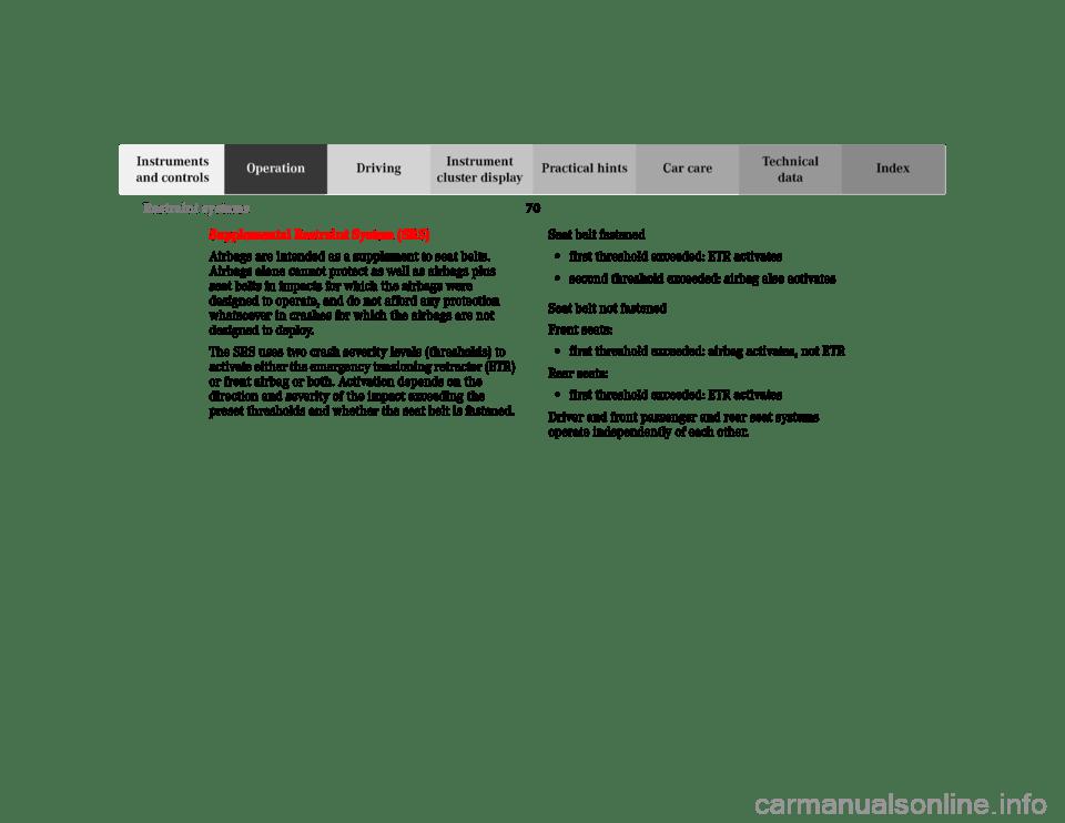 MERCEDES-BENZ C230 KOMPRESSOR COUPE 2002 CL203 Manual PDF