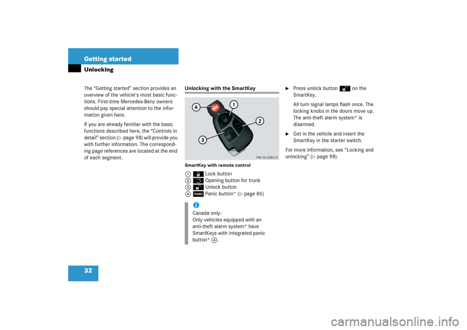 MERCEDES-BENZ C350 4MATIC 2006 W203 Owner's Guide
