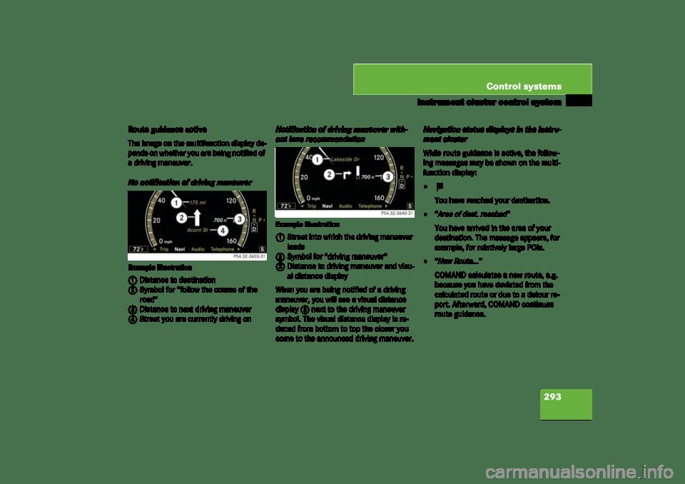 MERCEDES-BENZ S-Class 2008 W221 Comand Manual