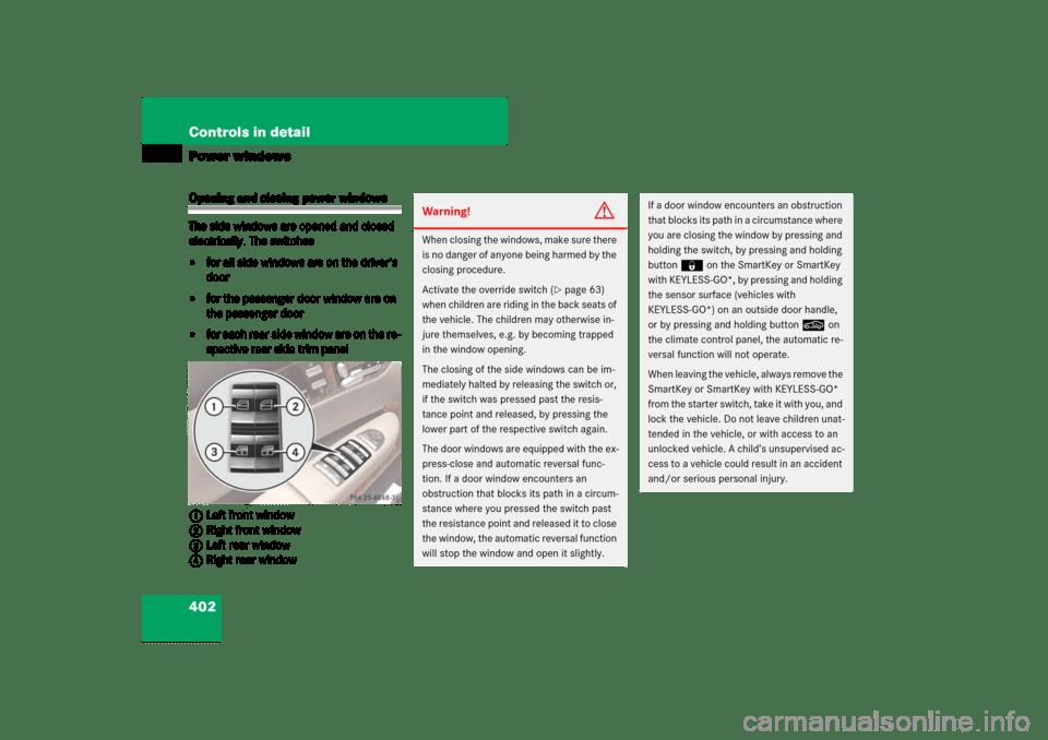 MERCEDES-BENZ CL-Class 2008 C216 Comand Manual