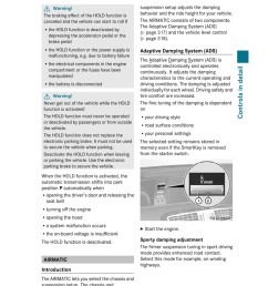 mercedes benz cl550 2010 w216 owners manual page 319 [ 960 x 1302 Pixel ]